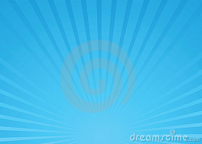 Sunburst blue vector