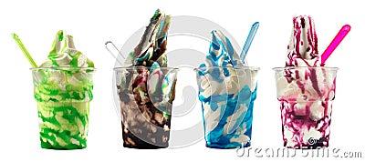 Sundae ice cream