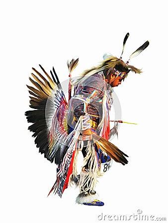 Free Sundancer Indian Stock Image - 1759931