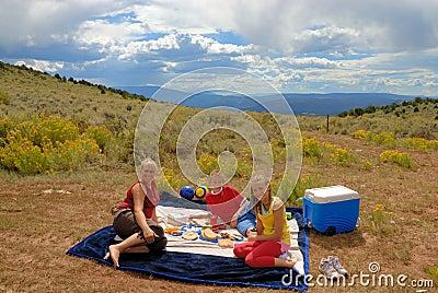 Sunday picnic.