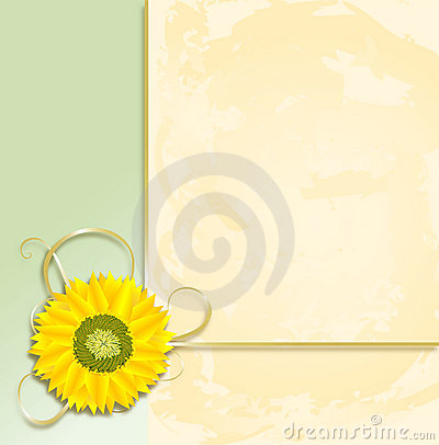 Sunflower Parchment