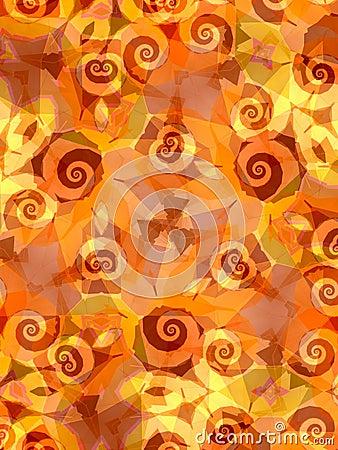 sunflowers wallpaper. SUNFLOWER SWIRLS BACKGROUND