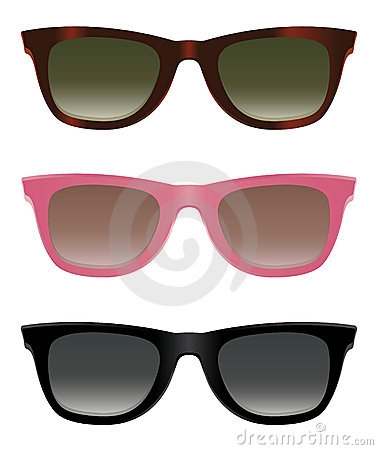 Free Sunglasses Royalty Free Stock Photography - 18706517