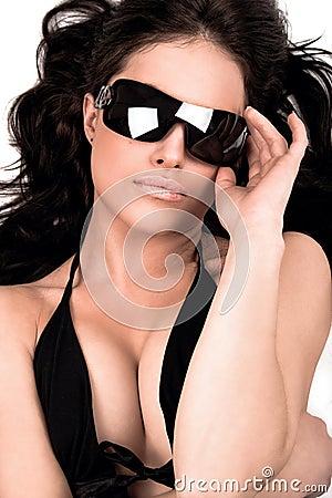 Free Sunglasses Stock Image - 5095991