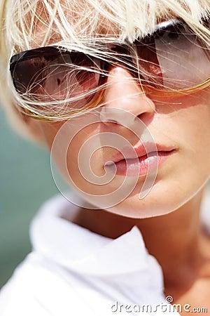 Free Sunglasses Royalty Free Stock Photos - 9005118