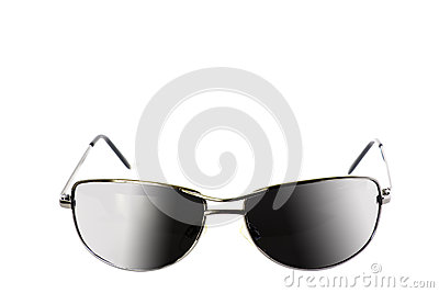 Sunglasses insolated on white
