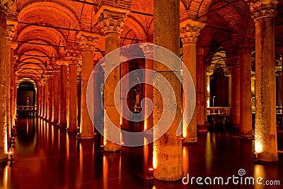 Interior Columns And Pillars