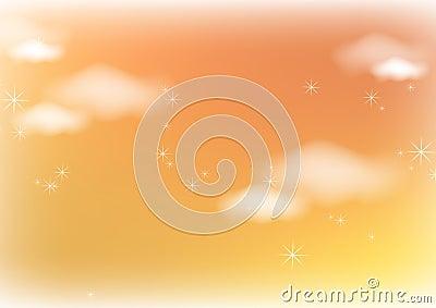 Sunlight clouds