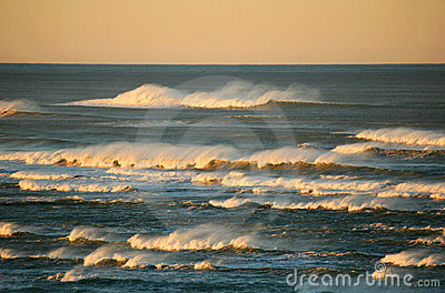 Sunlit Waves