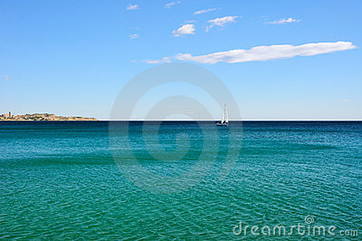 Sunny Alicante coast