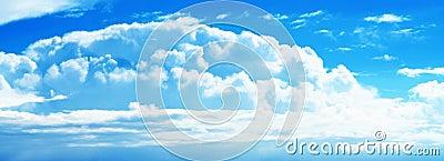 Sunny Blue Cloud Sky