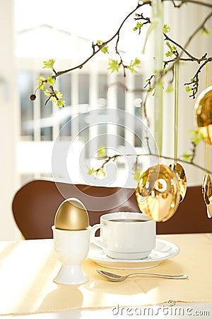Sunny Easter morning