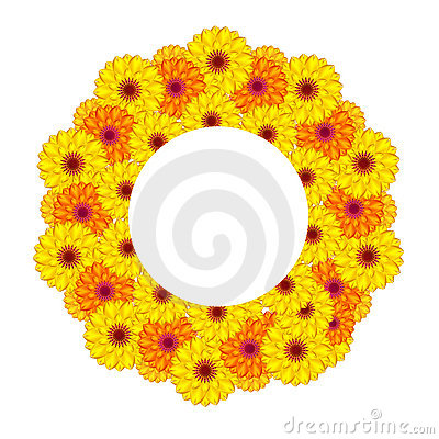 Sunny flowers.