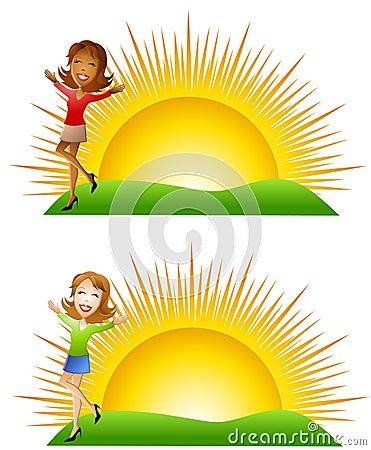 Sunny Morning Women
