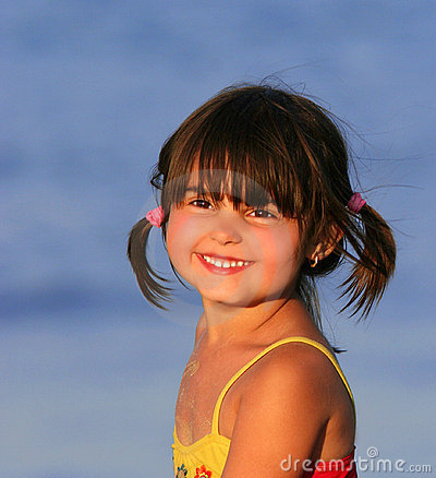 Free Sunny Smile Royalty Free Stock Image - 262026