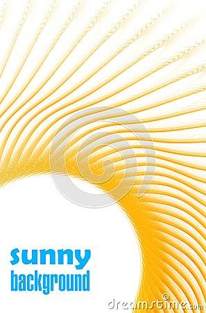 Sunny template