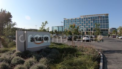 Sunnyvale Stati Uniti Amazon stock footage