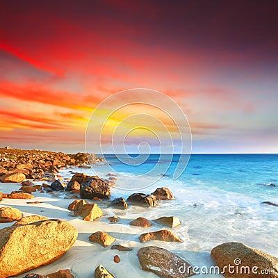 Free Sunrise Royalty Free Stock Photo - 18186155