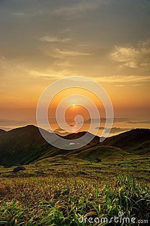 Free Sunrise Stock Photography - 19283652