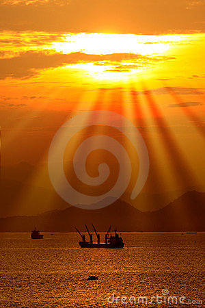 Free Sunrise Stock Images - 19615074