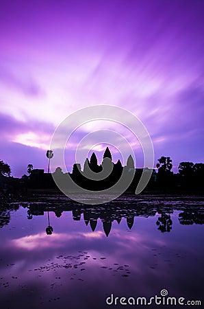 Sunrise of Angkor Wat