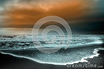 Sunrise Black sea