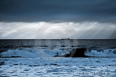 Sunrise Black sea-Bulgaria-2008