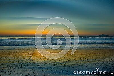 Sunrise-Black sea-Bulgaria