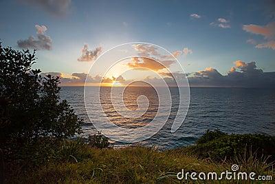 Sunrise at Byron Bay