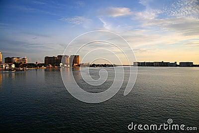 Sunrise in clearwater beach 2