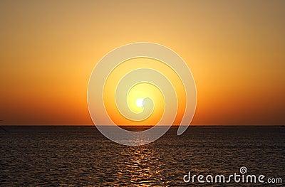 Sunrise in Egypt