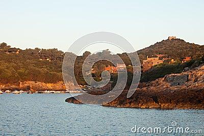 Sunrise  At Giannutri Island