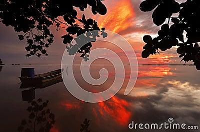 Beautiful Sunrise Jubakar Tumpat