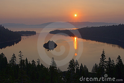 Sunrise Lake Tahoe-02