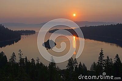 Sunrise Lake Tahoe-02