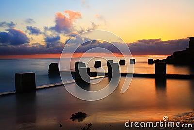 Sunrise Paradise, Coogee Beach, Australia