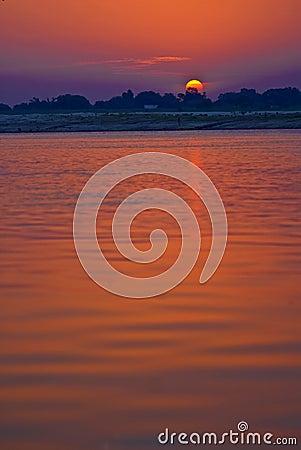 Sunrise River View