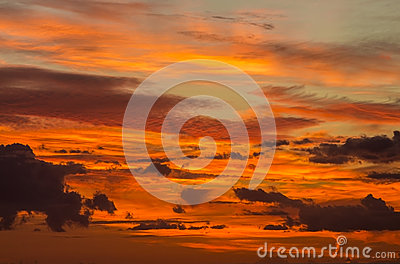 Sunrise Sky 2