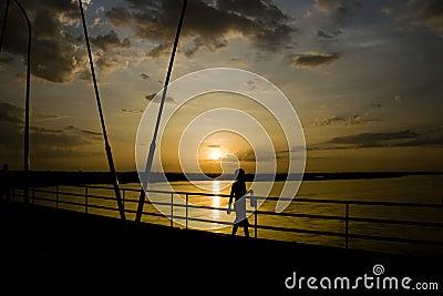 Sunrise Strole