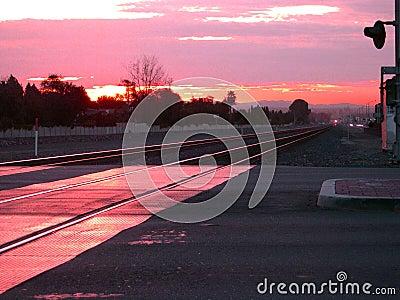 Sunrise train