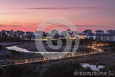 Sunrise Village of Hatteras North Carolina