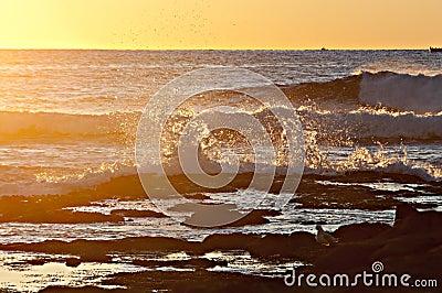 Sunrise Waves 2