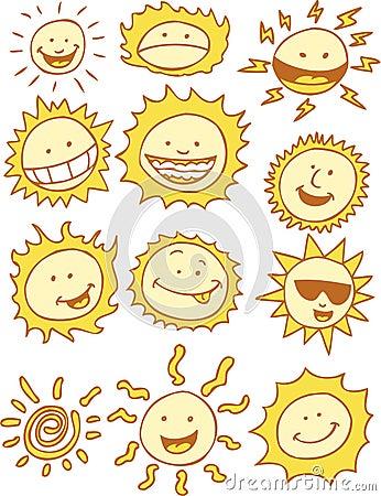 Suns - Cartoon
