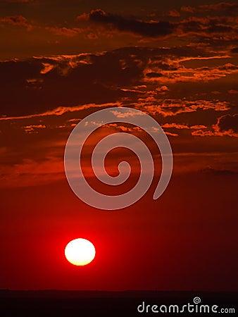 Free Sunset Stock Photography - 13721572