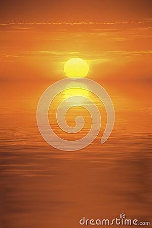 Free Sunset Stock Image - 1905791
