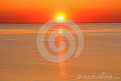 Sunset Stock Images - Image: 25298844