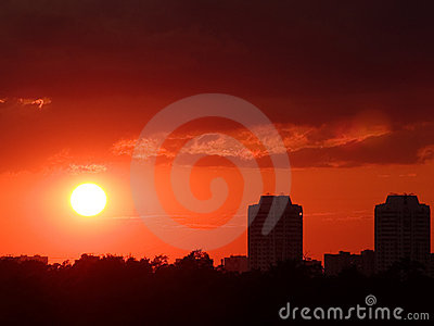 Sunset [4]
