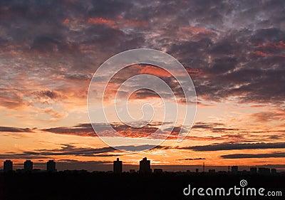 Sunset [5]