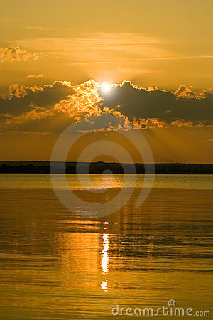 Free Sunset Royalty Free Stock Photography - 5265677