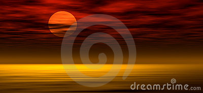 Sunset  background 2